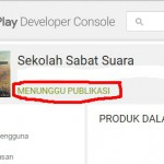 Upload Aplikasi Play Store